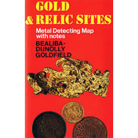 Bealilba / Dunolly Gold & Relic Map