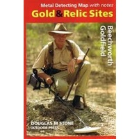 Beechworth Gold & Relic Map