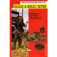Dunolly / Bet Bet Gold & Relic Map