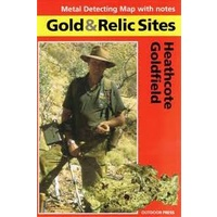 Heathcote Gold & Relic Map