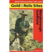 Maryborough Gold & Relic Map