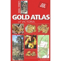 Gold Atlas of Victoria  NEW EDITION (+10 New Maps)
