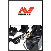 Minelab Universal AC Charger Plug Pack (3011-0203)