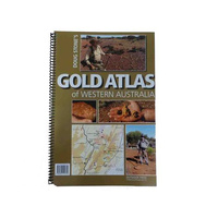 Gold Atlas Of Western Australia Goldfields - Doug Stone