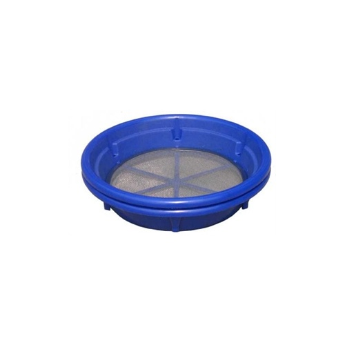 "14"" Diameter sieve (Size:100-1/100th)"