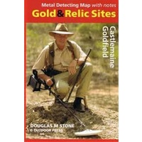Castlemaine Gold & Relic Map