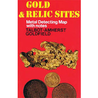 Talbot / Amherst Gold & Relic Map