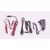 MINELAB GPZ 7000 CAR CHARGER & CABLES KIT