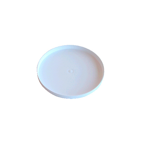 "11"" ROUND SKIDPLATE (WHITE)"